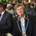 Baerbel at the COP22